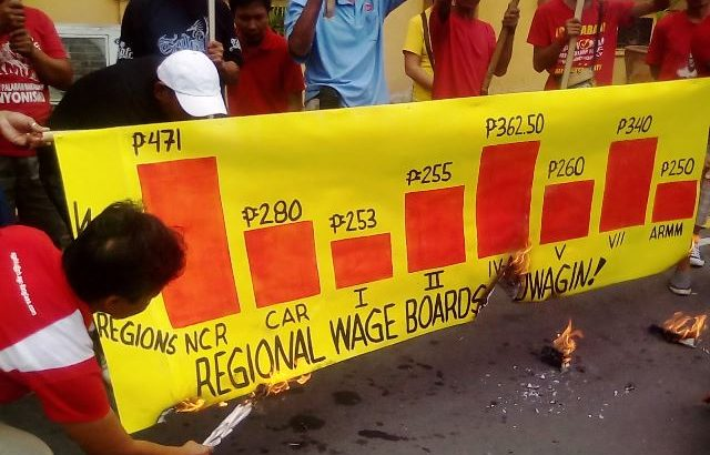 Raising workers' wages should top govt's priority, IBON survey says