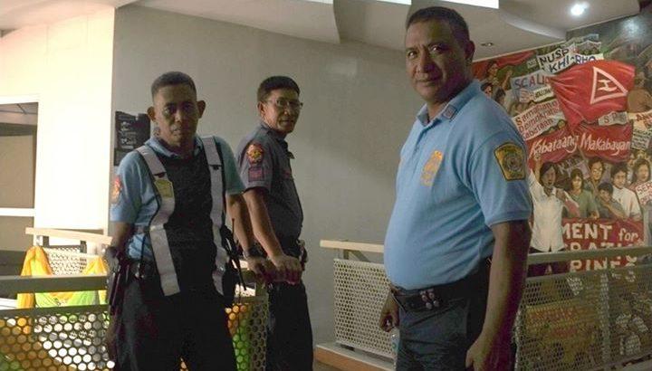 Police harass progressive filmmakers