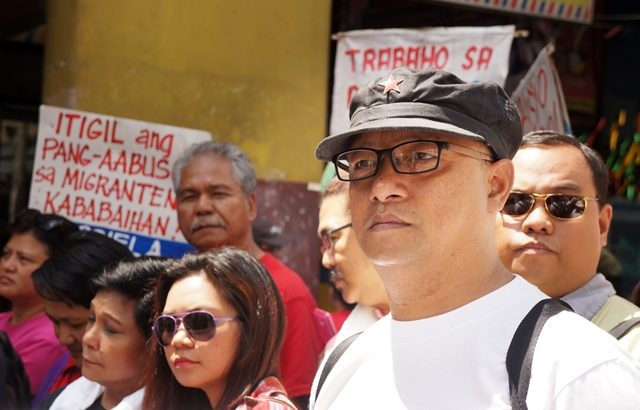 Garry Martinez: A selfless, humble migrants' rights activist