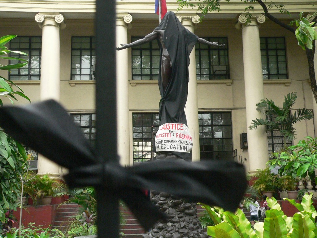 Remembering Kristel| Youth groups carry on fight vs commercialized education