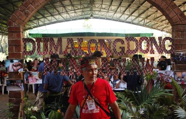 Mindanao tribe leaders talk peace, ancestral domain, human rights
