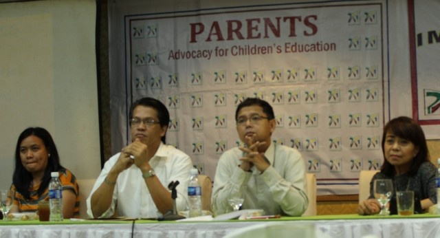 Parents group to file petition vs K to 12 program