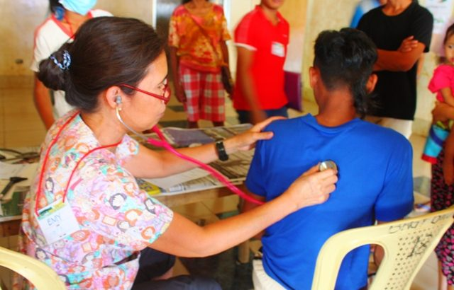 Community health nurses | Taking care of the poor and underserved