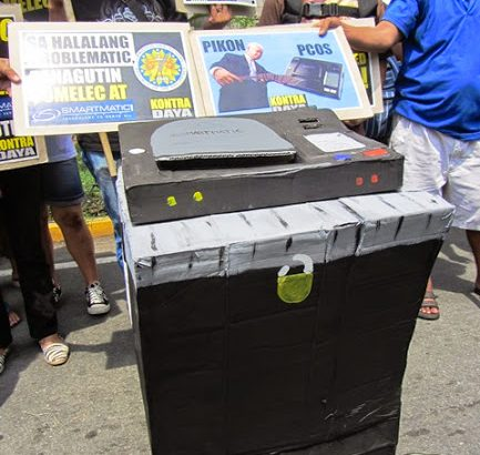 Watchdog warns against another Comelec-Smartmatic 'midnight deal'