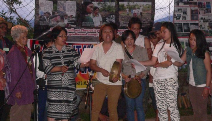 Telling the stories to carry on the struggles in Cordillera