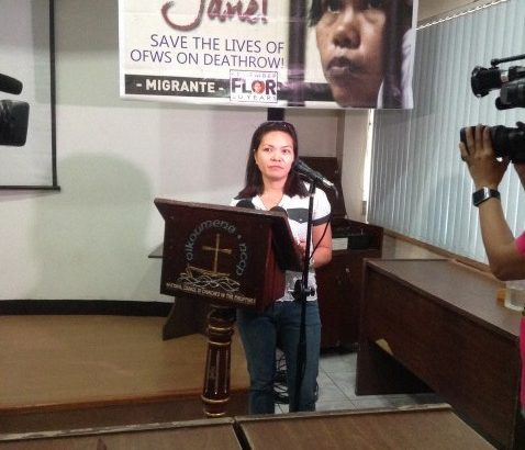 Flor's daughter joins call to #SaveMaryJane