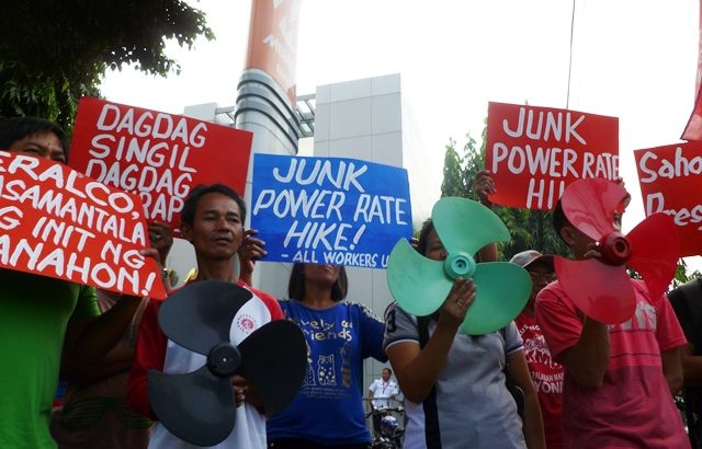 Meralco's  rate hike baseless, foul – progressive groups