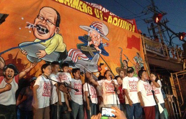 Veloso family joins Labor Day rally, denounces govt neglect