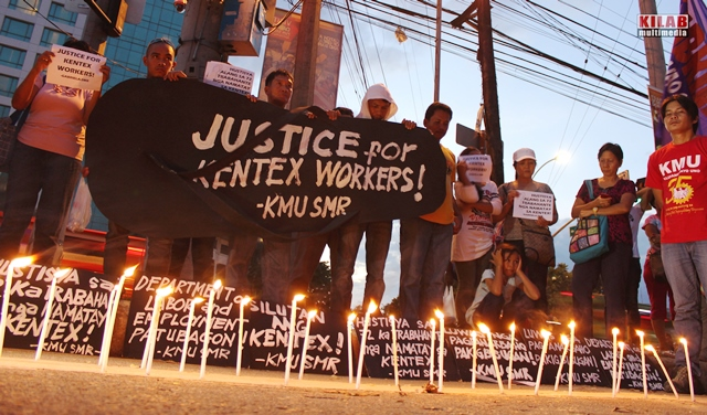 Kentex workers: Where is justice?