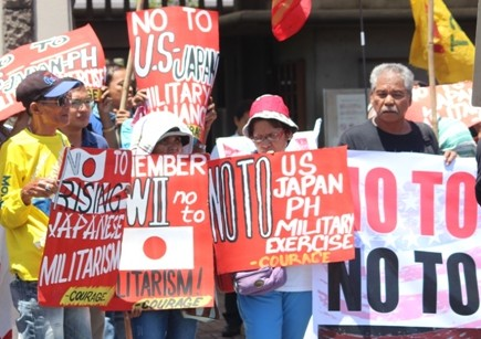 Ph solon decries Japan's military shift with passage of new security laws