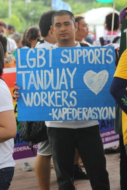 lgbt gay pride march