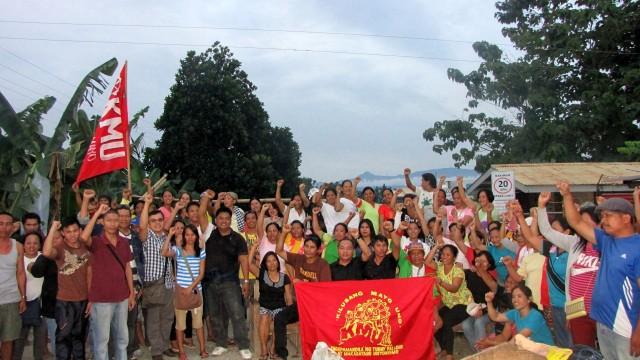 (Photo release by KMU-Southern Mindanao)
