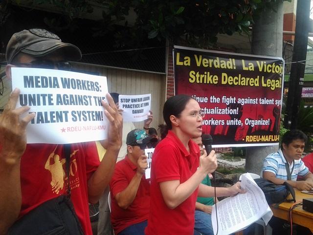 RMN Davao employees' strike  vindicated