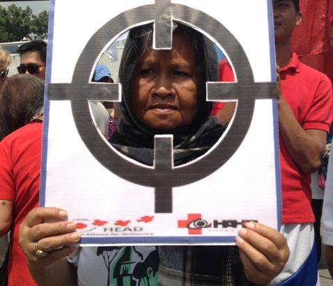 Health group calls for justice for slain Negros health worker, husband