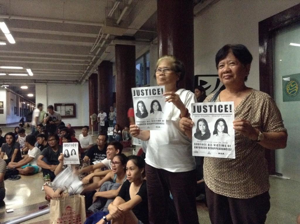 Victims' lawyers hail court junking of Palparan bail plea