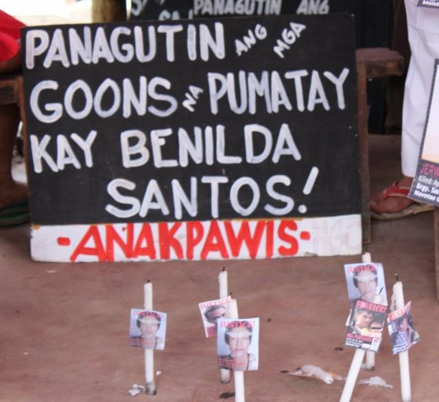 Group decries killings, harassment in demolition sites
