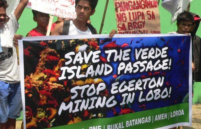 Impending gold mining in Batangas threatens center of world marine life