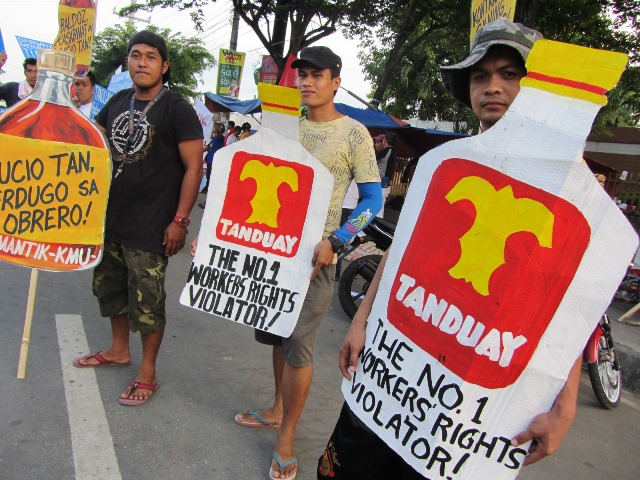 Tanduay no. 1
