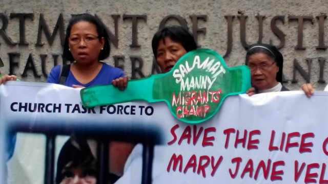 #SaveMaryJane | 'Delay will not come from prosecution' – De Lima