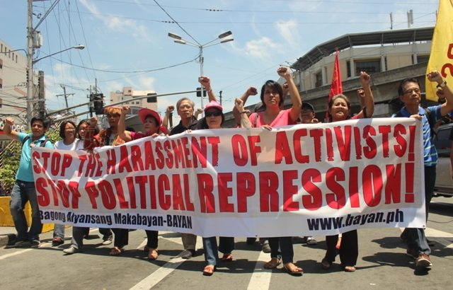 Progressives' pre-SONA advice to Aquino: 'Quit lying'