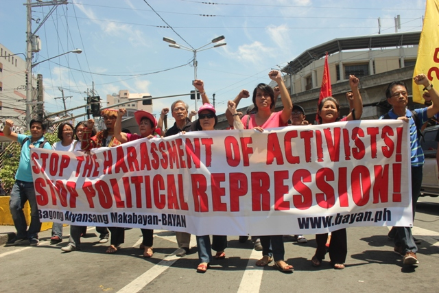 Progressives' pre-SONA advice to Aquino: 'Quit lying'