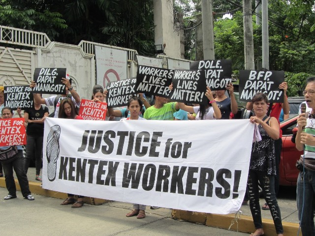Justice for Kentex Workers