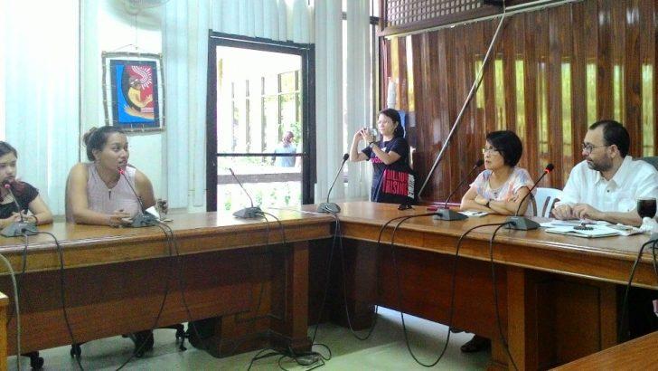 Groups seek CHR intervention for detained activist-writer et al
