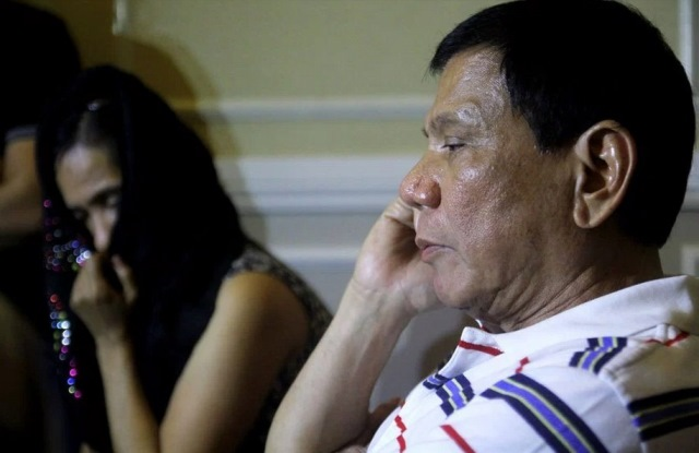 Davao Mayor Duterte