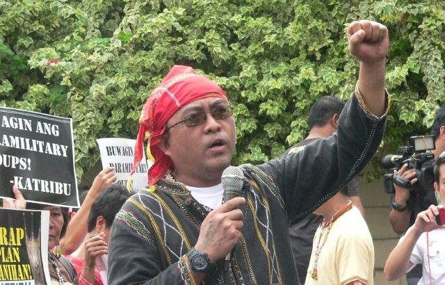 Indigenous peoples slam Aquino's '5 years of fascism'