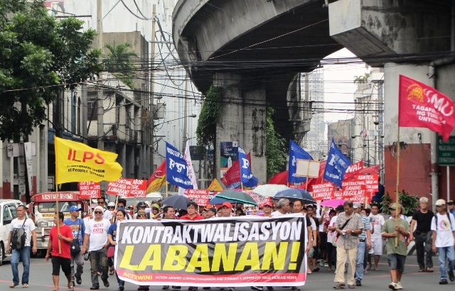New DOLE order on contractualization a mere rehash of old policy  – Labor groups