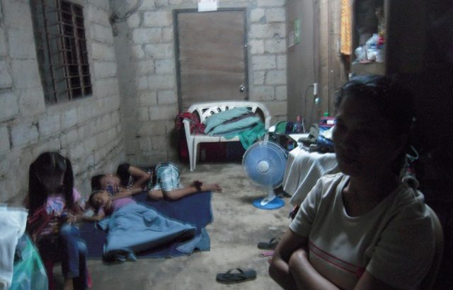 Urban poor women suffer most during rainy season
