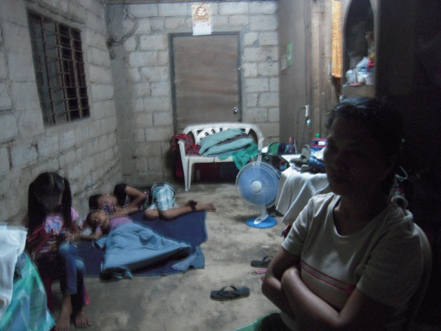 Urban poor women suffer most during rainy season