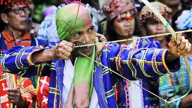 Davao tribes' culture shines in Kadayawan's 'Lumadnong Dula'