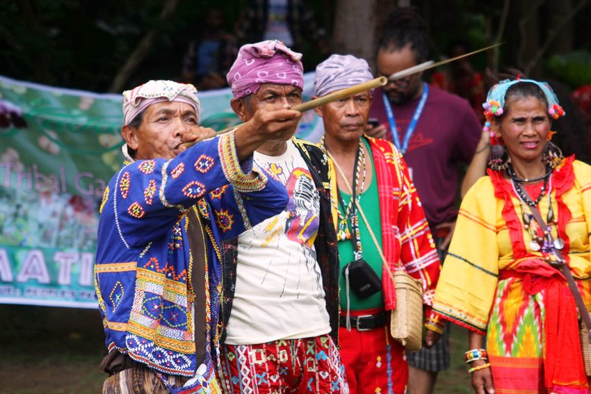 Picture Indigenous people
