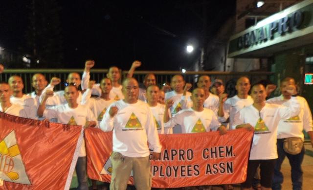 picture unionists Cenapro