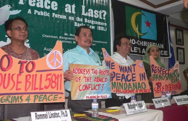 'GPH will answer to int'l community, if good BBL is not passed' – Iqbal
