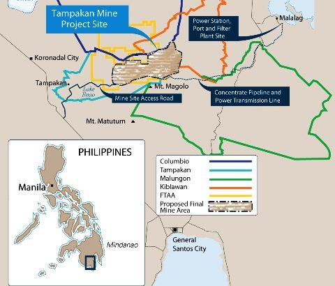 'Disrespect' | Green group outraged by Aquino's push for Tampakan mine project
