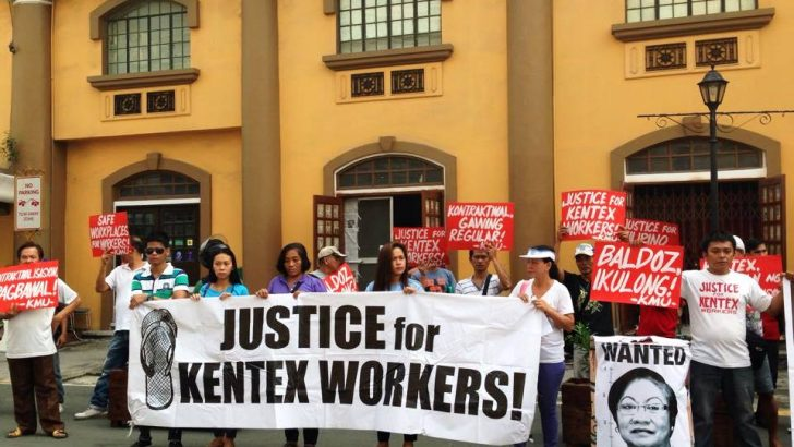 3 months after Kentex fire| Survivors decry Aquino's inaction