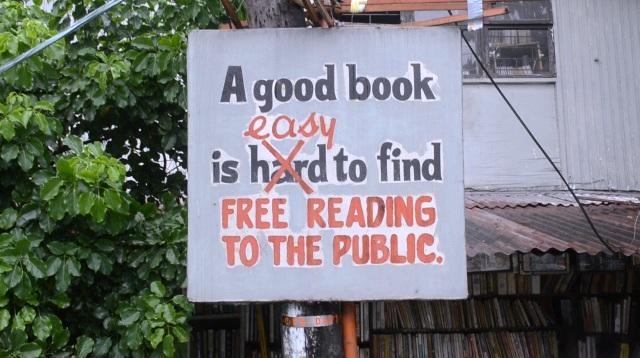 Reading Club 2000 | Sharing books, feeling good