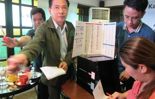 Why is the Comelec favoring Smartmatic? – election watchdog