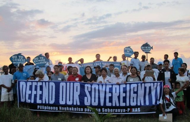 Fact-finding mission calls on gov't to act on West Ph Sea crisis