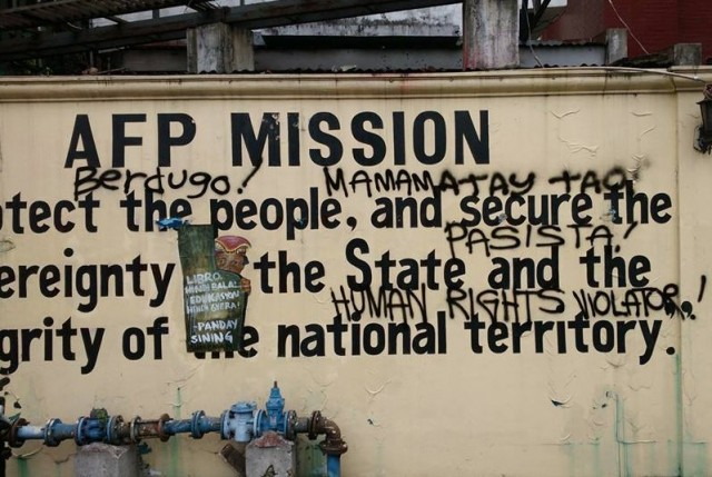 (Photo courtesy of Anakbayan/Bulatlat.com)