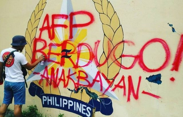 'Hold Aquino accountable for blood debts'