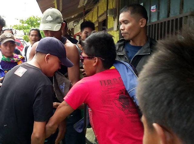 Soldiers sue Caraga human rights leader