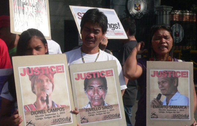 Amid killings, groups want zero budget for military