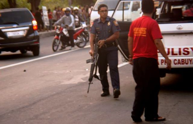 Tanduay strikers defy police threats, mark 10th death anniversary of Nestle unionist