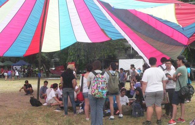 #Manilakbayan2015 turns UP grounds into cultural, political hub