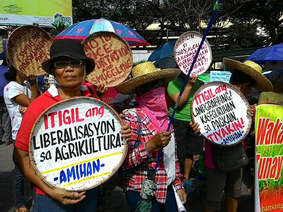 World Rural Women's Day | Peasant women decry landlessness, hunger, poverty