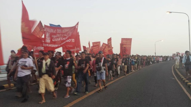 Manilakbayan ng Mindanao | Bringing the people's struggle to the 'center'