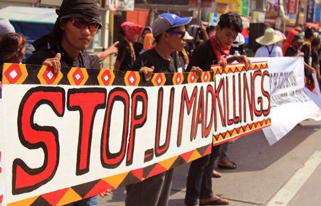 Lumad student killed
